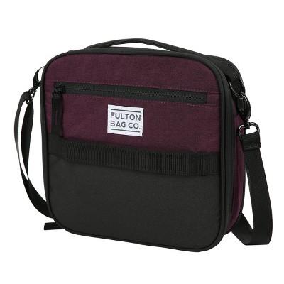 Fulton Bag Co. Expandable Lunch Bag - Plum