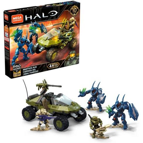 Mega Construx HALO Warthog Run Construction Set - image 1 of 4