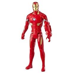 "Marvel Avengers: Endgame Titan Hero Series Iron Man 12"" Action Figure"
