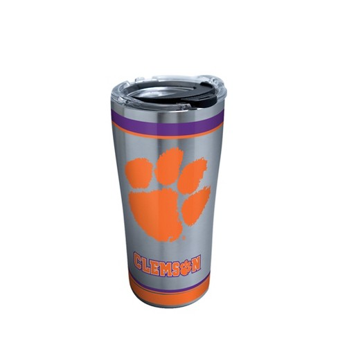 NCAA Clemson Tigers 20oz Rush Tumbler - image 1 of 1