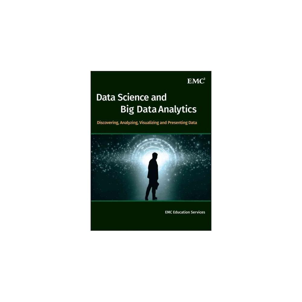 Data Science and Big Data Analytics (Hardcover)