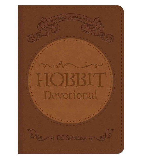Hobbit Devotional (Paperback) (Ed Strauss) - image 1 of 1