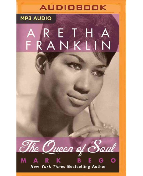 Aretha Franklin : The Queen of Soul (MP3-CD) (Mark Bego) - image 1 of 1