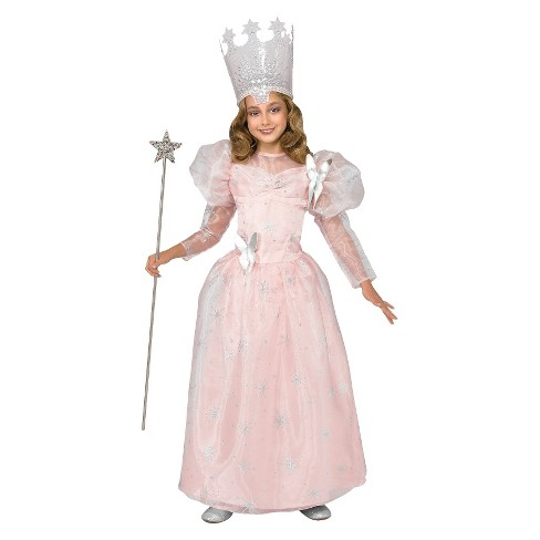Wizard Of Oz Girls Glinda The Good Witch Costume Target