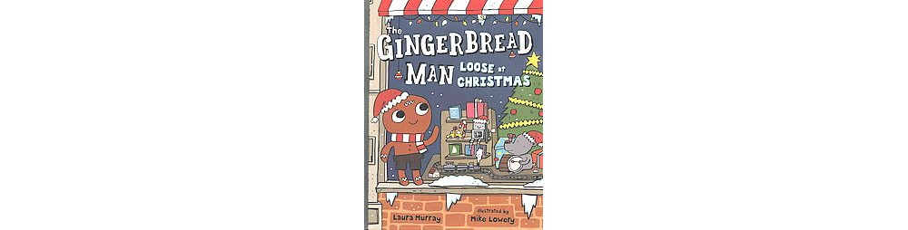 Random House Gingerbread Man Loose at Christmas (Hardcove...
