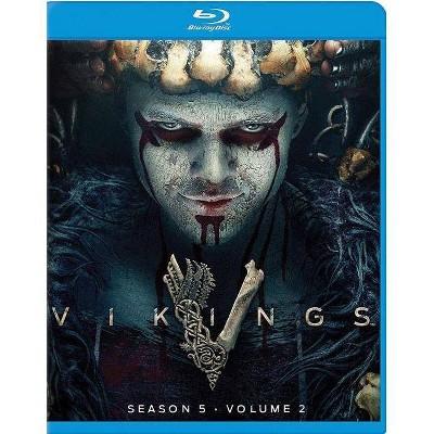 Vikings Season 5 Volume 2 (Blu-ray)