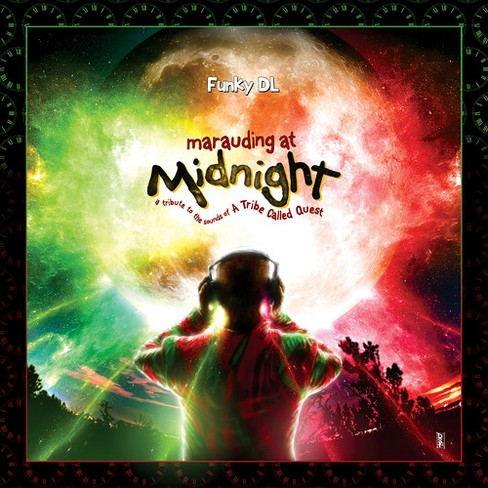 Funky Dl - Marauding At Midnight:Tribute To The (CD) - image 1 of 1