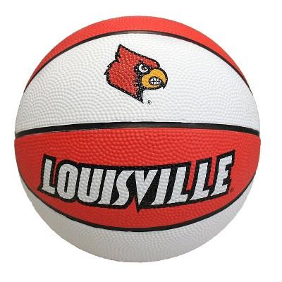NCAA Louisville Cardinals Mini Basketball