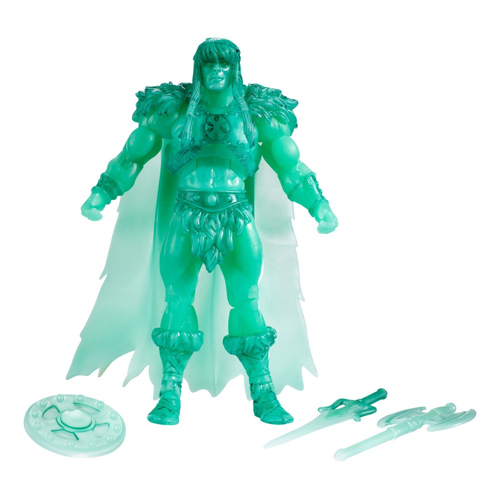 Masters of the Universe Spirit of Grayskull Collector Figure
