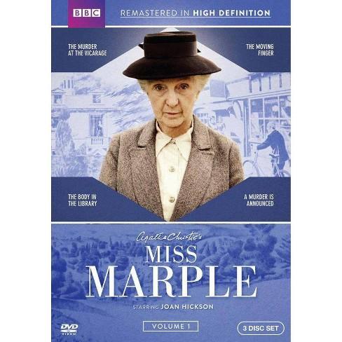 Agatha Christie Miss Marple: Volume One (DVD) - image 1 of 1
