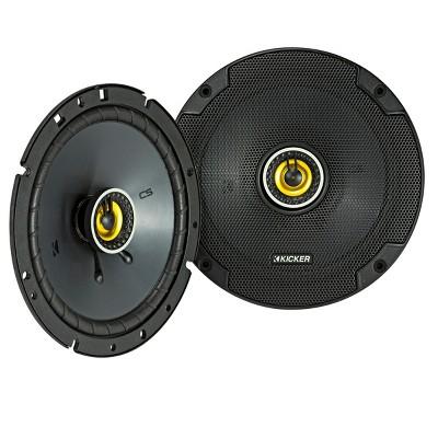 "Kicker 46CSC674 CS-Series 6-3/4"" 2-Way Coaxial Speakers"