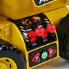 Maxx Action 2-N-1 Dig Rig Dump Truck and Front End Loader Toy Vehicle - image 4 of 4