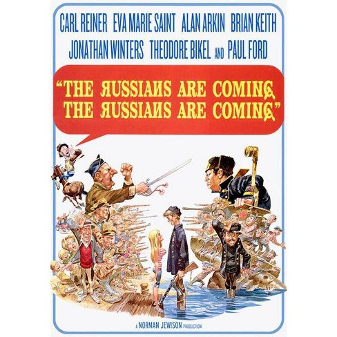 The Russians are Coming, The Russians are Coming (DVD) - image 1 of 1