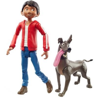 Disney Pixar Coco Miguel & Dante Figure 2pk