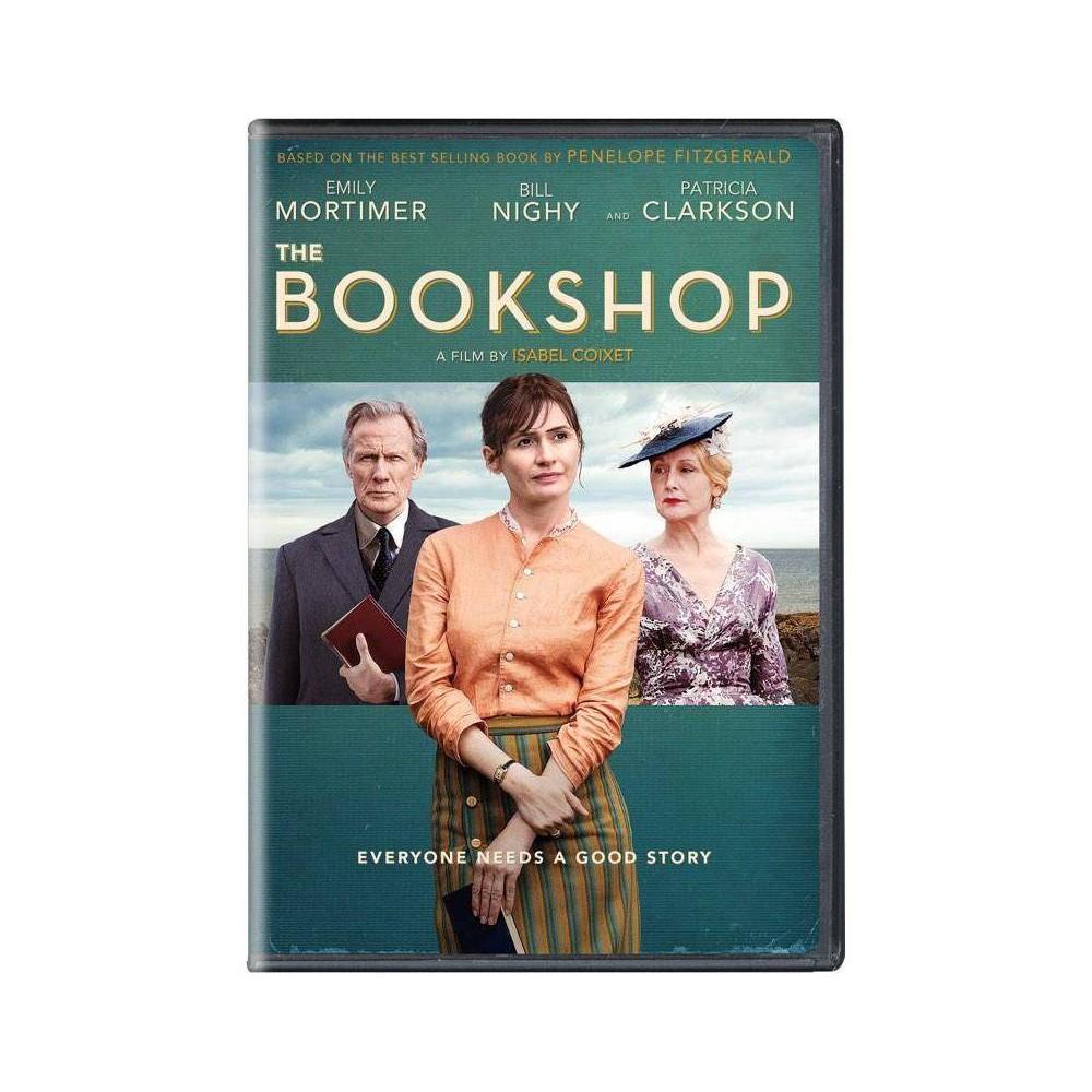 The Bookshop (DVD) movies Discounts
