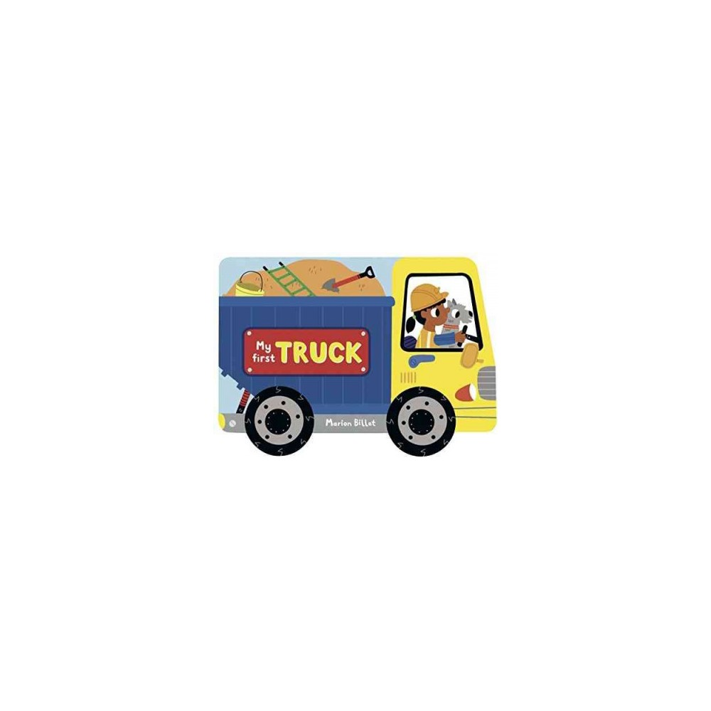 My First Truck (Hardcover) (Marion Billet)