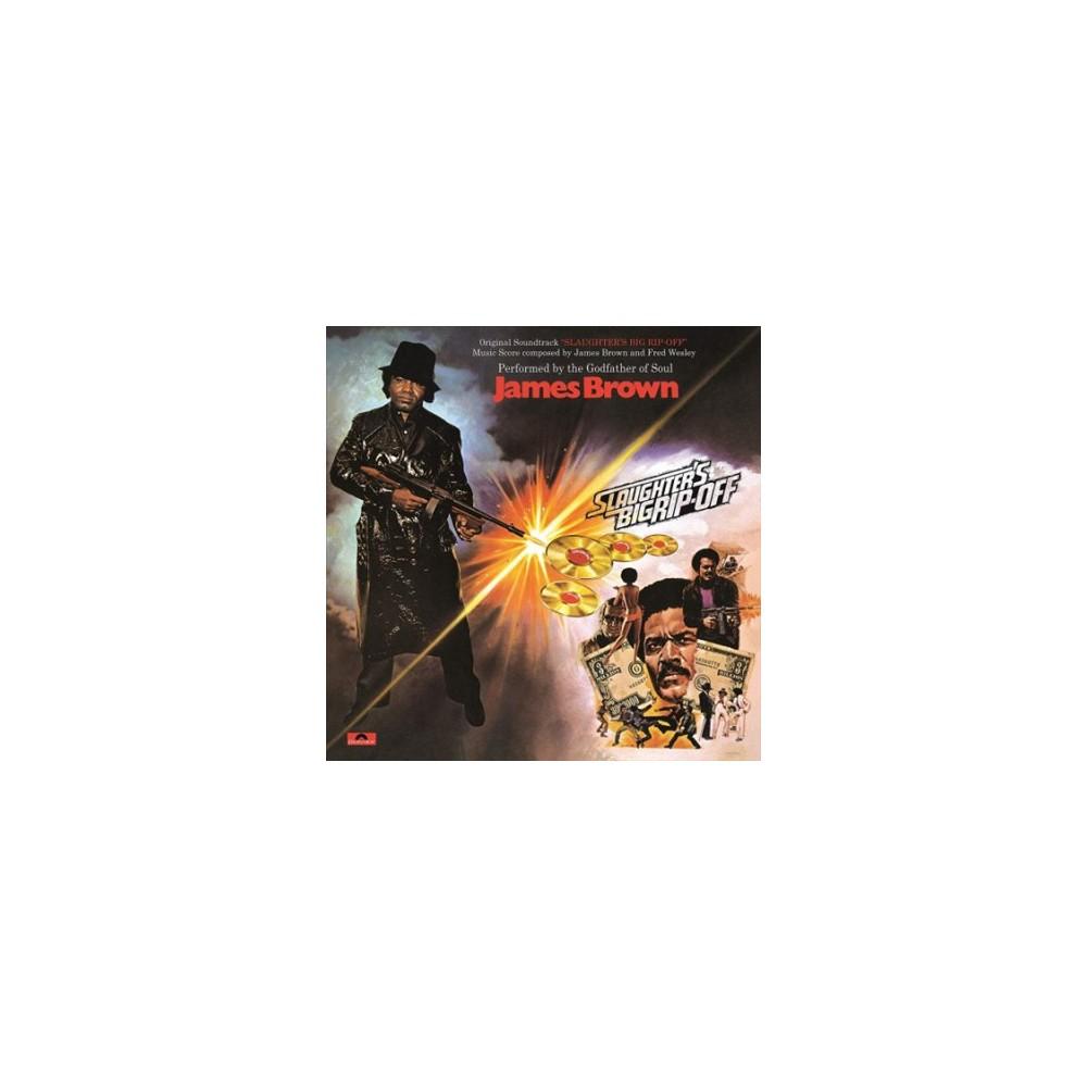 James Brown - Slaughter's Big Rip Off (Ost) (Vinyl)