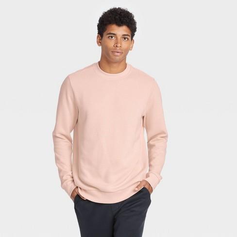 Men's Crewneck Fleece Sweater - All in Motion™ - image 1 of 4