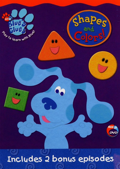 Blue's Clues: Shapes and Colors - image 1 of 1