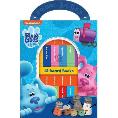 Nickelodeon Blue's Clues & You! - (Board Book)