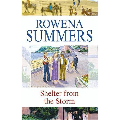 Shelter from the Storm - (Severn House Large Print) by  Rowena Summers (Hardcover) - image 1 of 1
