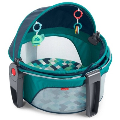 Fisher-Price On-the-Go Baby Dome - Pixel Forest