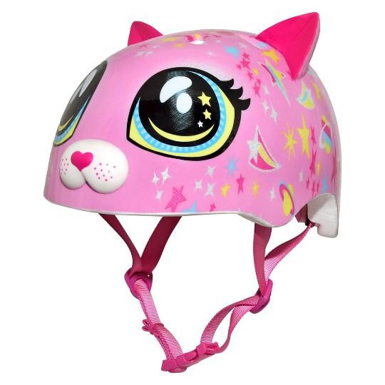Raskullz Astro Cat Toddler Helmet Pink image number null