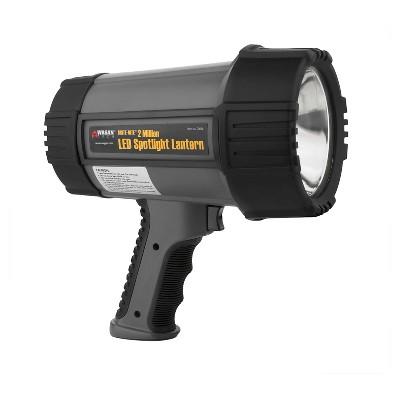 Wagan 2 Million Brite-Nite Spotlight with 18 LED Lantern