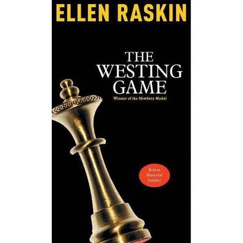 The Westing Game - by  Ellen Raskin (Paperback) - image 1 of 1