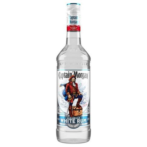 Captain Morgan White Rum - 750ml Bottle - image 1 of 4