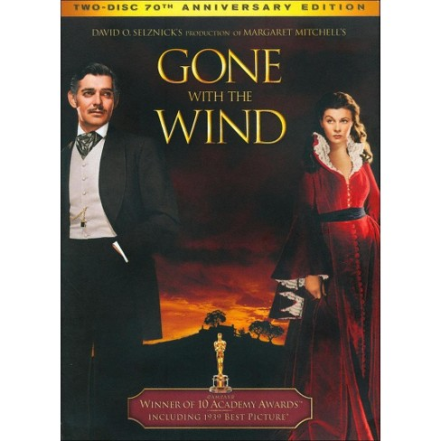 gone with the wind 70th anniversary edition 2 discs target