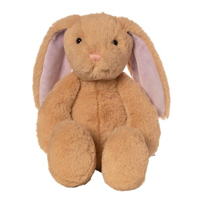 The Manhattan Toy Company Pattern Pals Pink Bunny Rabbit Plush Stuffed