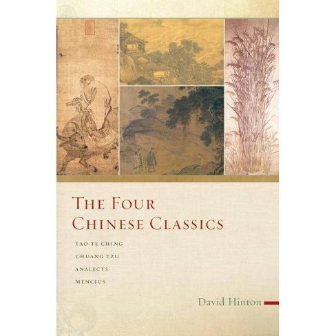 The Four Chinese Classics - (Paperback) - image 1 of 1