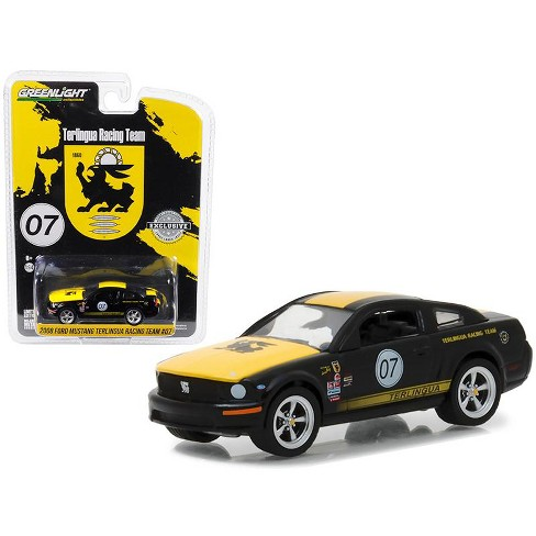 2008 Ford Mustang #07 Terlingua Racing Team Hobby Exclusive 1/64 Diecast Model Car by Greenlight - image 1 of 1