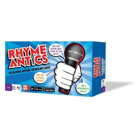 Rhyme Antics Game - image 1 of 4