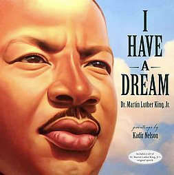 I Have a Dream (Reprint)(Mixed media product)by Kadir Nelson