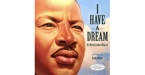 I Have a Dream (Reprint) (Mixed media product) by Kadir Nelson - image 1 of 1