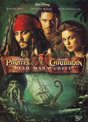 Pirates of the Caribbean: Dead Man's Chest (WS)(dvd_video)