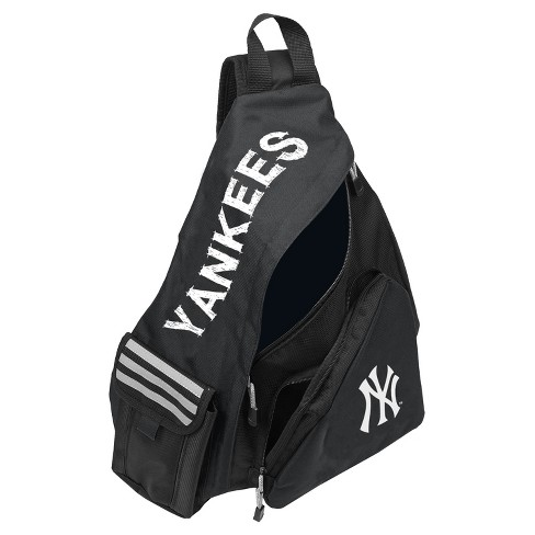 9ef8401f914771 product description page. MLB New York Yankees Leadoff Sling Backpack. Shop  all MLB