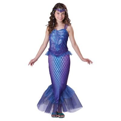 Kids' Mysterious Mermaid Halloween Costume