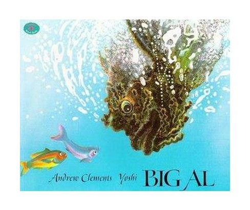 Big Al (Reprint) (Paperback) (Andrew Clements) - image 1 of 1