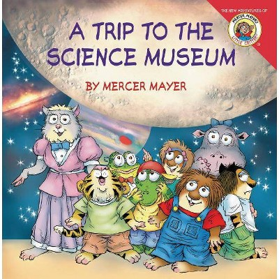 My Trip to the Science Museum (Paperback)(Mercer Mayer)