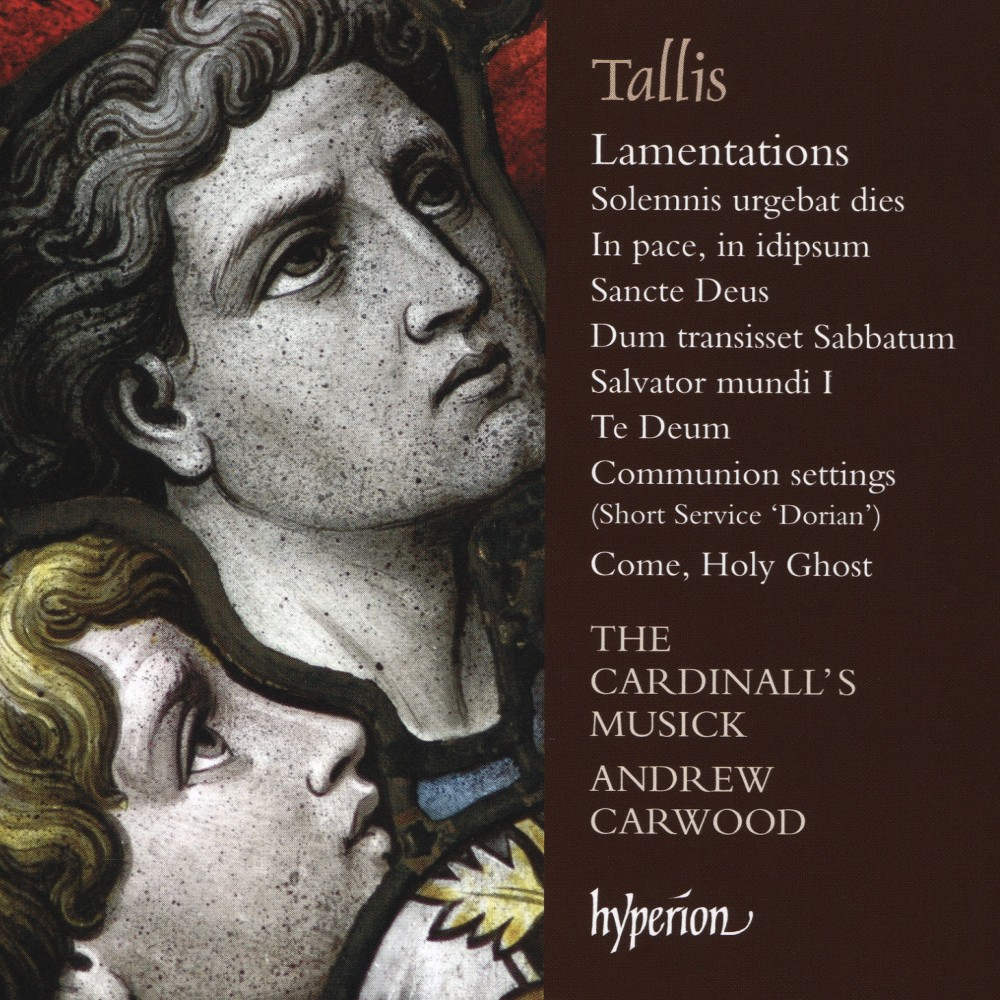 Cardinall's Musick - Tallis:Lamentations & Other Sacred Mu (CD)