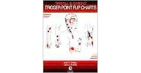 Travell & Simons' Trigger Point Flip Charts (Paperback) (Janet G. Travell) - image 1 of 1