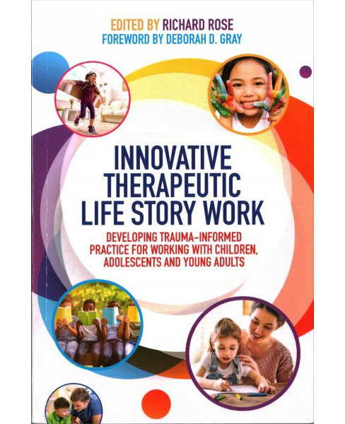 Innovative Therapeutic Life Story Work : Developing Trauma-Informed Practice for Working With Children, - image 1 of 1