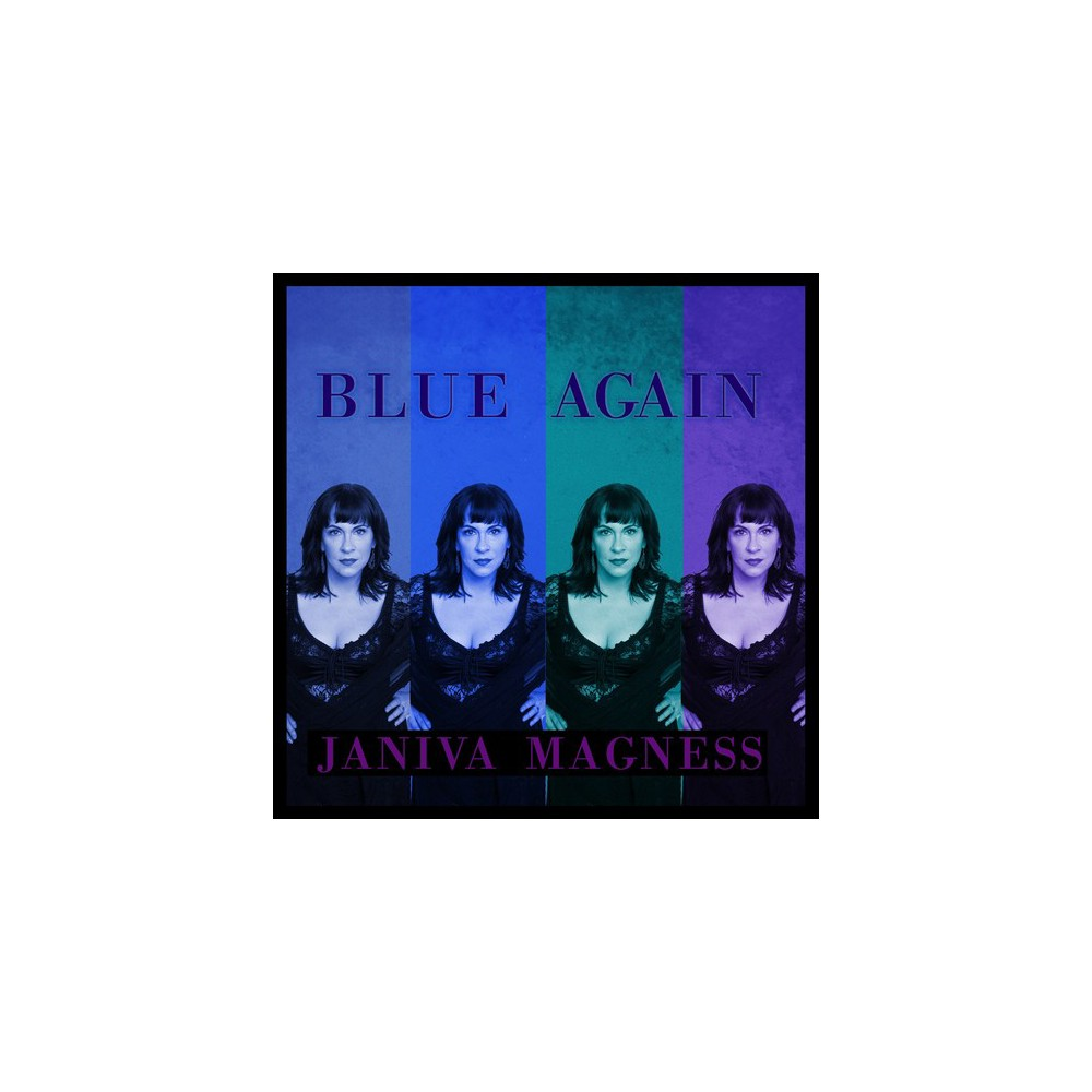 Janiva Magness - Blue Again (CD)