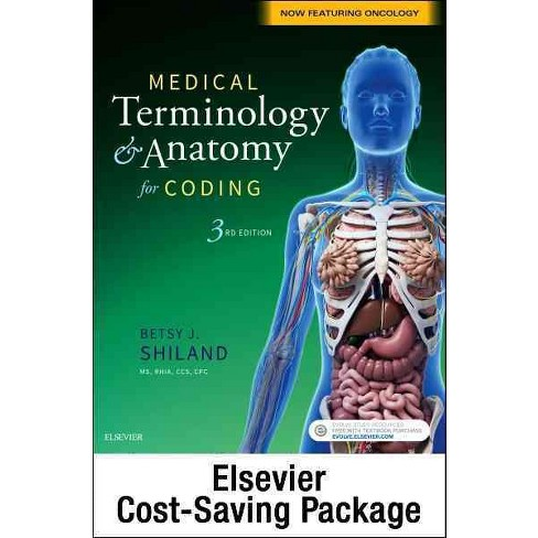 Medical Terminology Anatomy For Coding Paperback Betsy J