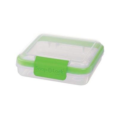 Progressive International SNL-1001G Snaplock Sandwich To Go Container, Green
