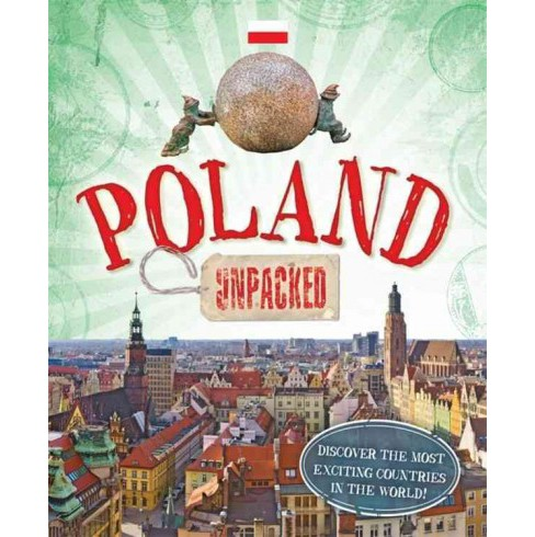 Poland (Reprint) (Paperback) (Clive Gifford) - image 1 of 1