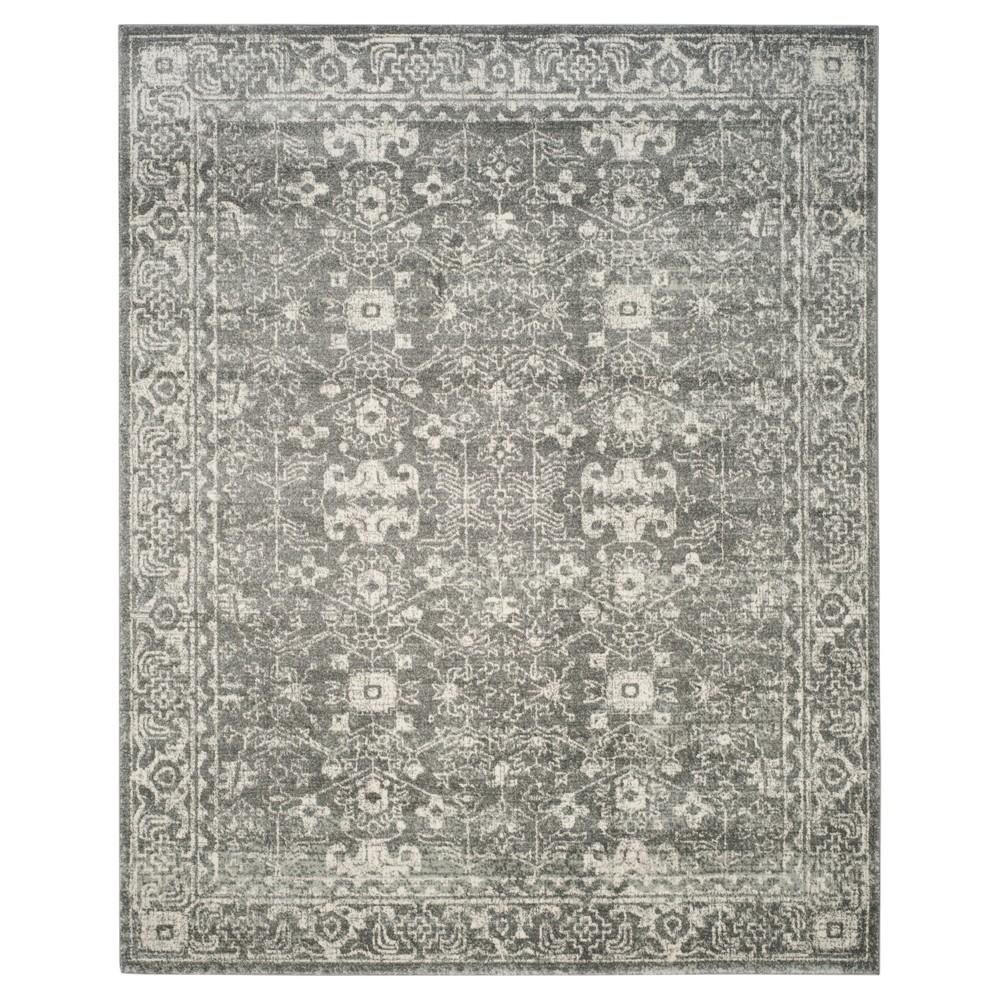 Evoke Rug - Grey/Ivory - (11'x15') - Safavieh, Gray/Ivory